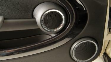 Used MINI Cooper - door speakers