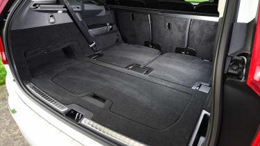Volvo XC90 long term - boot seats down