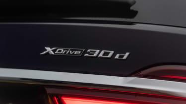 BMW X7 - 30d badge