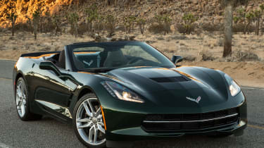 Chevrolet Corvette Stingray Convertible static