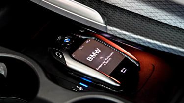 BMW 530d Touring - key