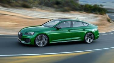 Audi RS 5 Sportback - side