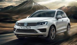 VW Touareg R-Line Plus