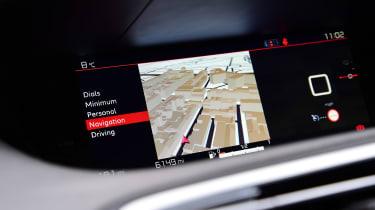Citroen C4 Picasso long termer third report - screen