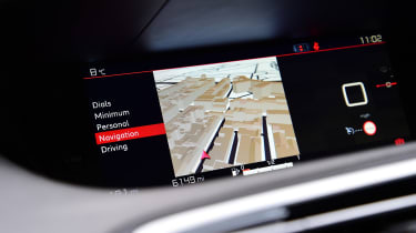 Citroen C4 Picasso long termer third report - screen
