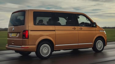 Volkswagen Caravelle - rear