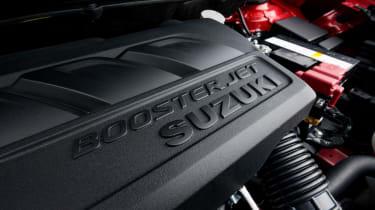New Suzuki Swift 2017 - Vosper engine