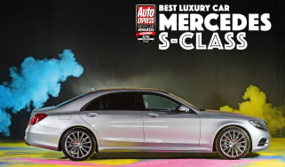 New Car Awards 2016: Luxury Car of the Year - Mercedes S-Class