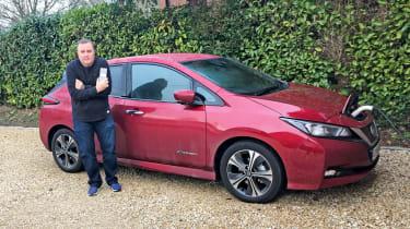 Nissan Leaf - long termer update header