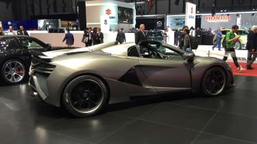 Fab Design McLaren 650S Vayu RPR
