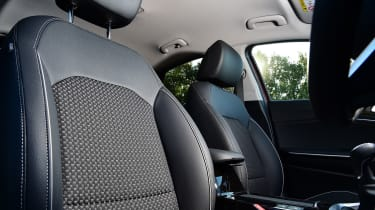 Kia XCeed - seats