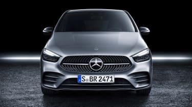 Mercedes B-Class - studio full front