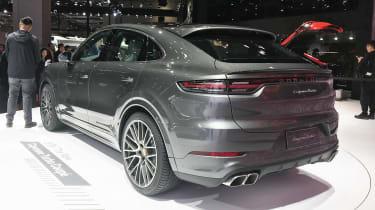 Porsche Cayenne Coupe - Shanghai rear