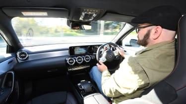 Mercedes A-Class long-term test review - driving
