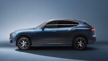 Maserati Levante Hybrid - side studio