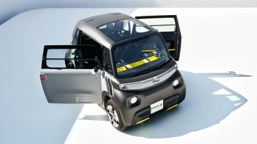 Opel Rocks-e - doors