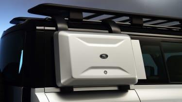 Land Rover Defender - studio side detail