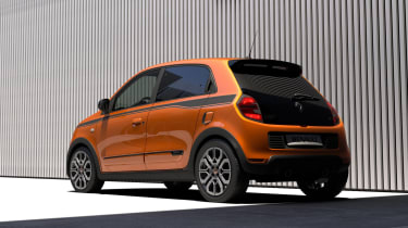 Renault Twingo GT - rear static