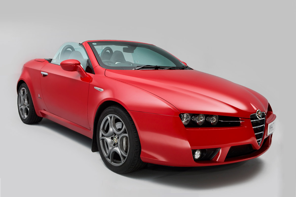 Used Buyer S Guide Alfa Romeo Spider Auto Express