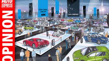 Opinion London Motor Show