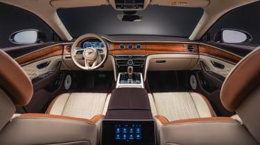 Bentley Flying Spur Odyssean Edition - dash