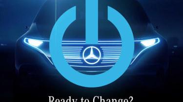 Mercedes EQ teaser