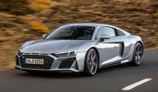 Audi R8 RWD Coupe - front