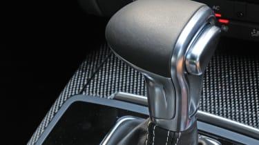 Audi S6 gear lever