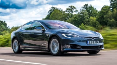 Tesla Model S Long Range - front