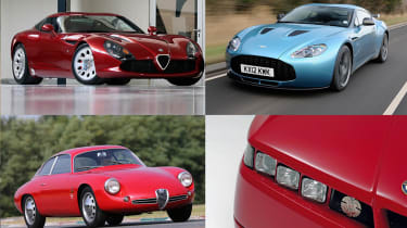 Best of Zagato - header