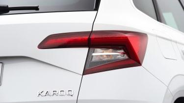 Skoda Karoq - tail light
