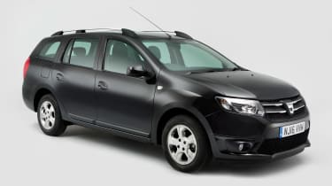 Used Dacia Logan MCV - front