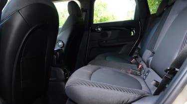 MINI Countryman PHEV - back seats