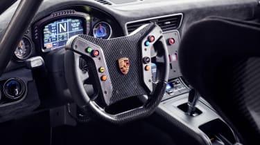 Porsche 935 interior