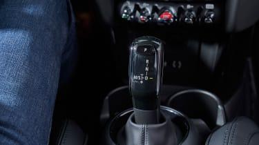 MINI Cooper D Auto - gear lever
