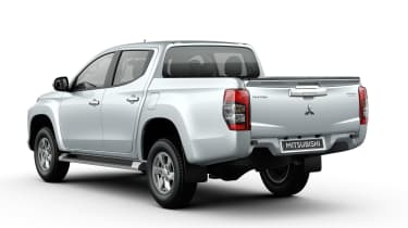 Mitsubishi L200 - rear static white