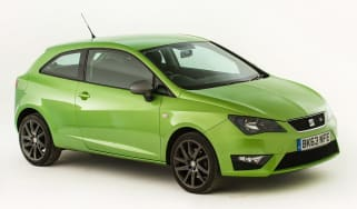 SEAT Ibiza used - front