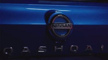 Nissan Qashqai teaser