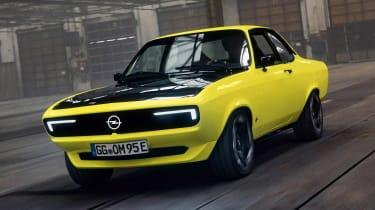 Opel Manta GSe ElektroMOD - front