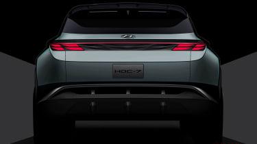 Hyundai Vision T - rear static