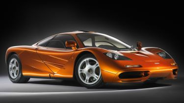 Cool cars: the top 10 coolest cars - McLaren F1