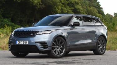 Range Rover Velar - front static
