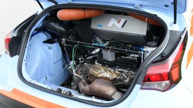 Hyundai RM19 - engine