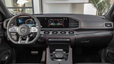 Mercedes-AMG GLE 53 - cabin