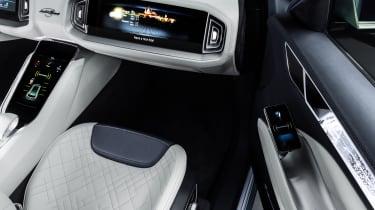 Skoda VisionS concept studio - passenger side 2