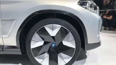 BMW iX3 - Beijing wheel