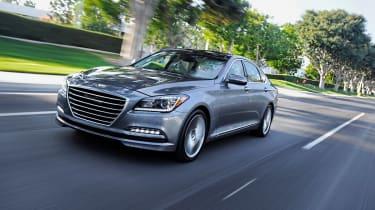 Hyundai Genesis 2014 front