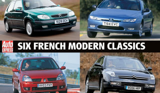 Best French modern classics - headers