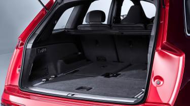 Audi Q7 - studio boot