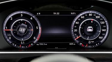 Volkswagen Tiguan R-Line 2016 - instruments